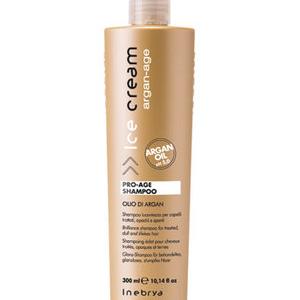 Inebrya Argan Pro Age - Προ-γήρανση Μαλλιών Με Argan Oil