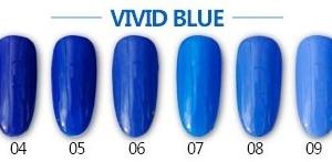 Roniki Vivid Blue