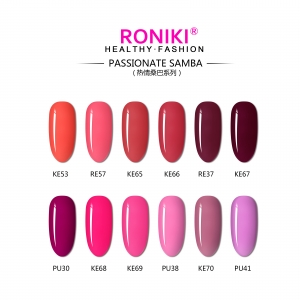 Roniki Passionate Samba