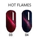 Roniki Cat Eye Hot Flame