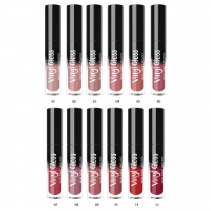 Vinyl Gloss High Shine Lipgloss Golden Rose